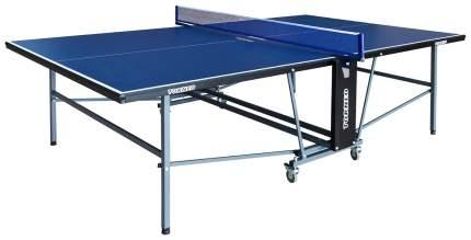 Теннисный стол Torneo TTI03-02M0 синий, с сеткой