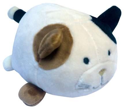 Мягкая игрушка животные ABtoys Кошечка коричневая 27 см