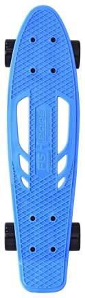 "Скейтборд Y-Scoo Skateboard Fishbone с ручкой 22"" 405-B с сумкой Blue Black"