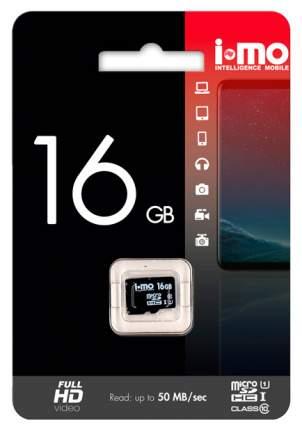 Карта памяти IMO Micro SD IM16GBSD-00 16GB