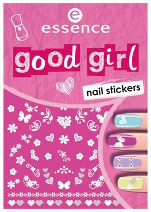 Наклейки для ногтей essence Good Girl Nail Stickers
