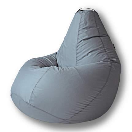Кресло-мешок MyPuff Серебристый XXXL, серебристый
