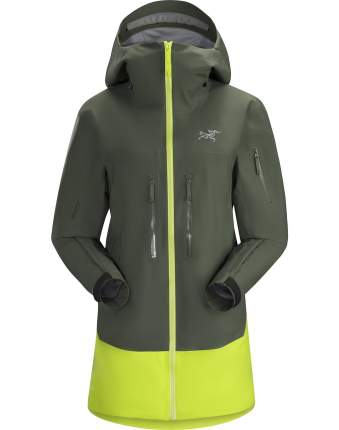 Спортивная куртка женская Arcteryx Sentinel LT, twisted pine, S