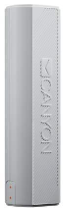 Внешний аккумулятор CANYON CNE-CPBF26W 2600 мА/ч White