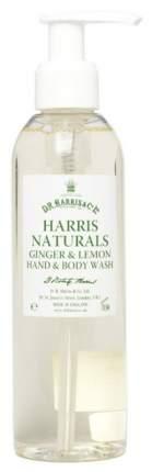 Гель для душа D. R. Harris Naturals С имбирем и лимоном 200 мл