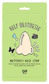 Очищающие полоски для носа G9skin Self aesthetic Butterfly Nose Strip