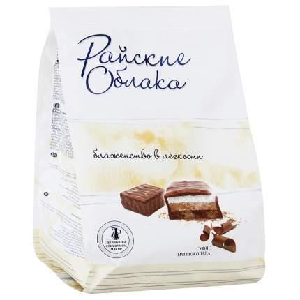 Суфле Райские облака три шоколада 200 г