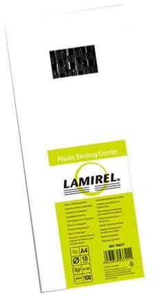 Пружина для переплета Lamirel CRC78671 Черный