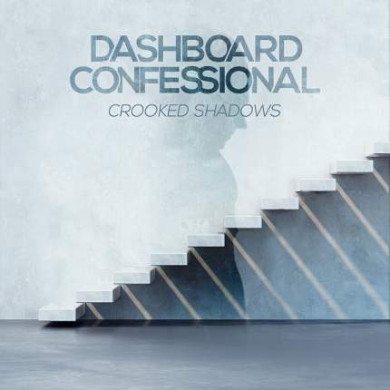 """Dashboard Confessional """"Crooked Shadows"""" (LP)"""