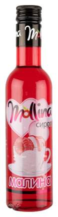 Сироп Mollina малина 0.345 л