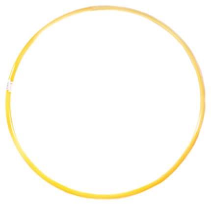 Гимнастический обруч Актив Пром Р26318-1 54 см желтый