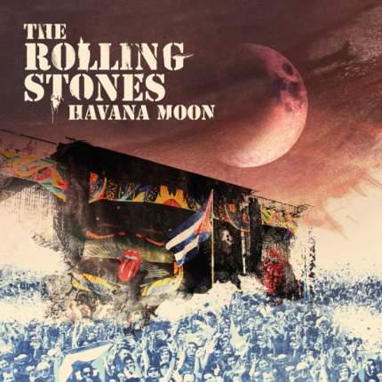 Виниловая пластинка The Rolling Stones   Havana Moon (3LP+DVD)
