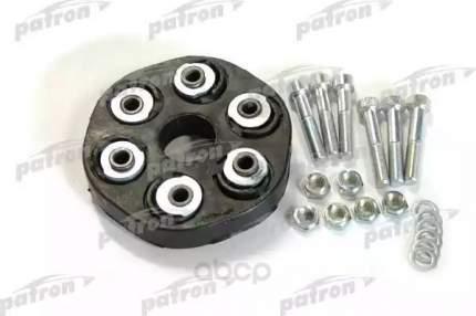 Муфта кардана с болтами, к-кт mercedes w107/w124/w126/w201 85- PATRON PSE5003