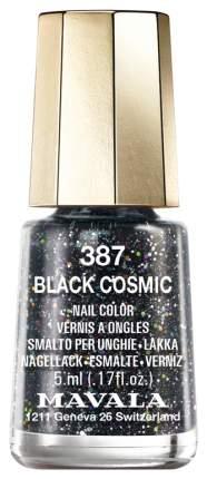 Лак для ногтей MAVALA Switzerland Cosmic Collection Nail Color 387 Black Cosmic 5 мл