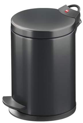 Мусорный контейнер Hailo T2 S, 4л., Черный, арт. 0704-859