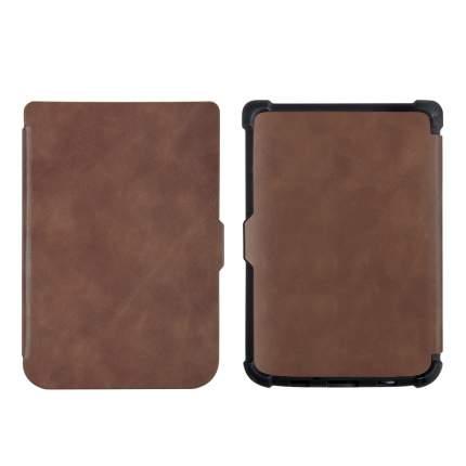 Чехол Goodchoice Slim для Pocketbook 616/627/632 (коричневый)