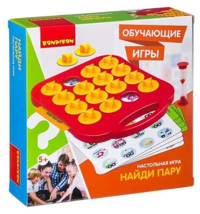 Семейная настольная игра Bondibon Найди пару