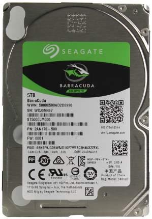 Внутренний жесткий диск Seagate BarraCuda 5TB (ST5000LM000)