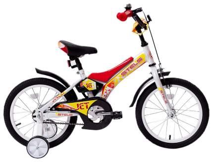 """Велосипед Stels Jet 16"""" Белый/Красный"""