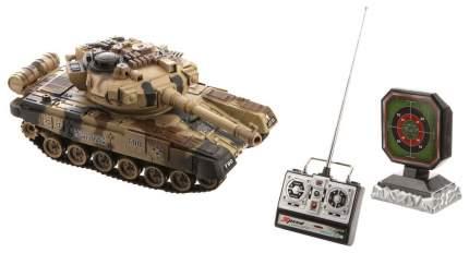 Радиоуправляемый танковый бой с мишенью House Hold Russia T-90 YH4101D-5