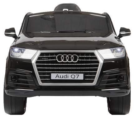 Радиоуправляемый детcкий электромобиль Jiajia Audi Q7 Черный