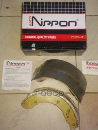 Тормозные колодки NIPPON ABS1802