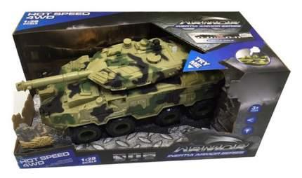 Военный транспорт YAKO Бронетранспортер 6511-3 1:28 со световыми и звуковыми эффектами