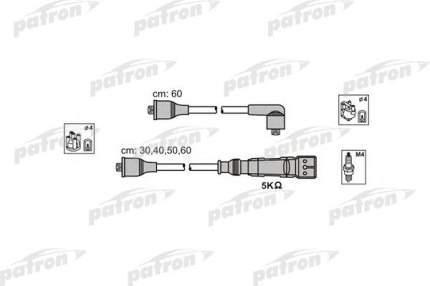 Комплект проводов зажигания PATRON PSCI1001