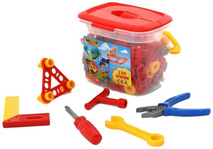 Набор игрушечных инструментов Polesie №2 47168_PLS