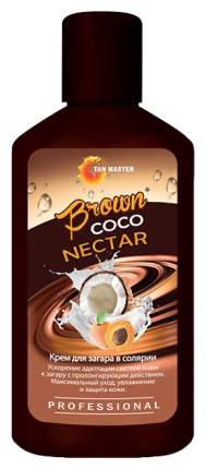 Средство для солярия Tan Master Brown Coco Nectar 120 мл