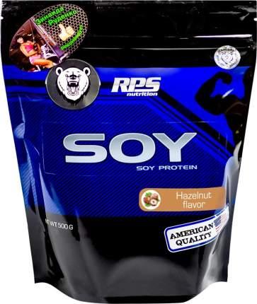 Протеин RPS Nutrition Soy Protein 500 г Hazelnut