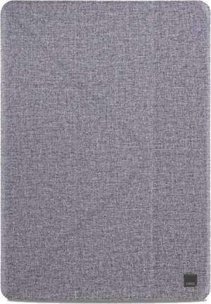 Чехол Uniq Yorker Kanvas (PDM5YKR-KNVGRY) для iPad Mini 5 (Grey)