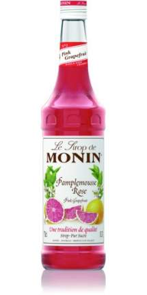 Сироп Monin розовый грейпфрут 0.7 л