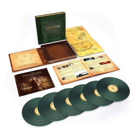 Howard Shore The Lord Of The Rings: The Return Of The King - The Complete Recordings