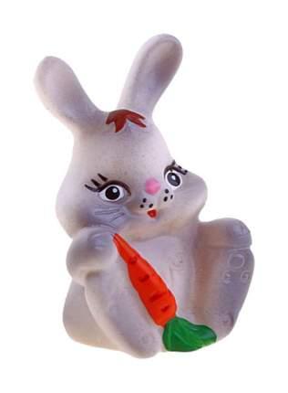 Игрушка для купания Кудесники Зайчик с морковкой СИ-38