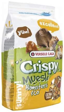 Сухой корм для грызунов и хорьков Versele-Laga Crispy Muesli Hamsters & Co, 20 кг