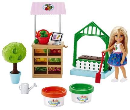 Набор Barbie Овощной сад Челси FRH75