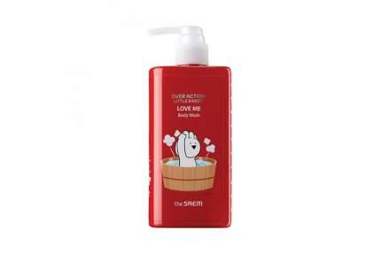 Гель для душа (Over Action Little Rabbit)Love Me Body Wash 300мл