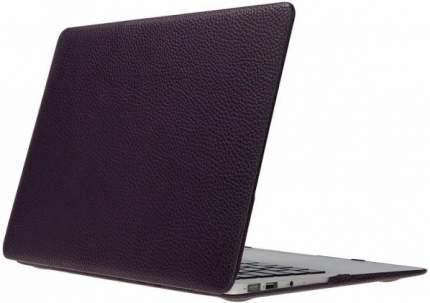 Чехол Heddy Leather Hardshell (HD-N-A-13o-01-12) для MacBook Pro 13'' 2009-2011 (Violet)
