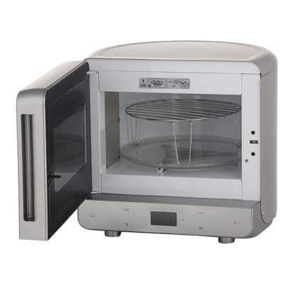 Микроволновая печь с грилем Hotpoint-Ariston MWHA 1332 X silver