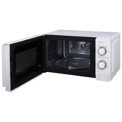 Микроволновая печь соло Midea MM720C4E-W black/white