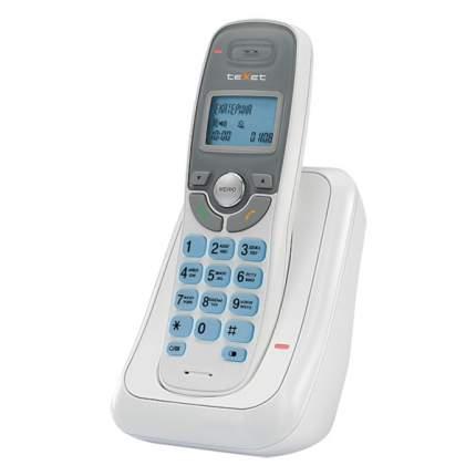 Телефон DECT teXet TX-D6905A White