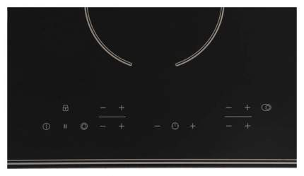 Встраиваемая варочная панель электрическая Electrolux CPE644RBC Black