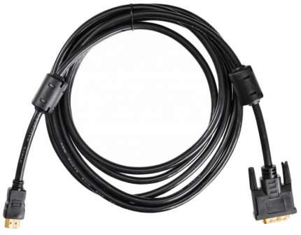 Кабель цифровой видео Buro HDMI-19M-DVI-D-3M 817225 3 м