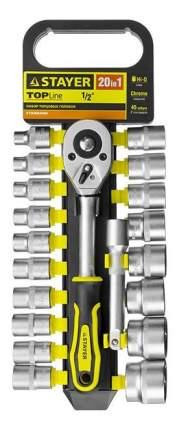 Набор инструмента Stayer 27754-H28