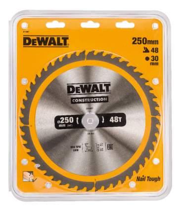 Диск по дереву для дисковых пил DeWALT DT1957-QZ