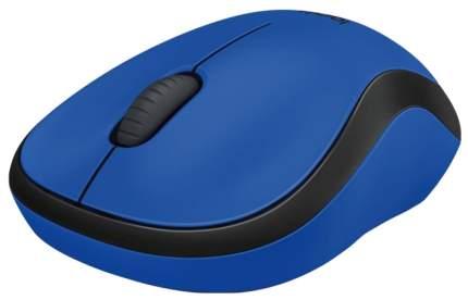 Беспроводная мышь Logitech M220 Blue (910-004879)