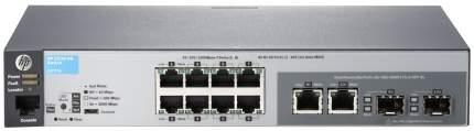 Коммутатор HP 2530-8G J9777A Серый