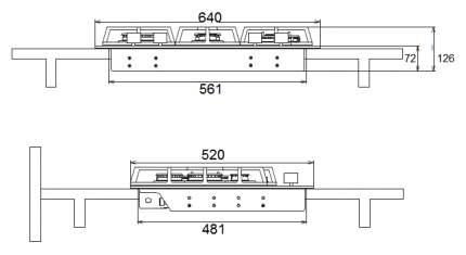 Встраиваемая варочная панель газовая Zigmund & Shtain MN 162.61 B Black