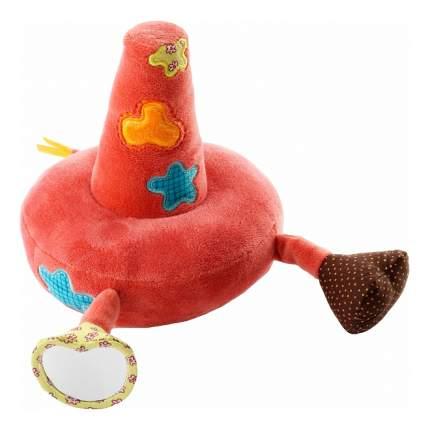 Мягкая игрушка Lilliputiens пирамидка Корова Вики